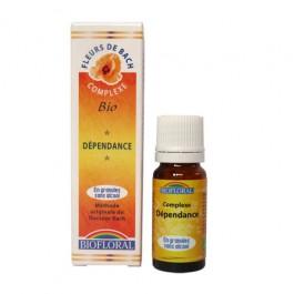 Fleur de bach 1 Dépendance Granules  Biofloral