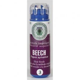 3 Fleur de bach Beech en granules sans alcool Eumadis