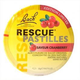 Rescue pastilles Cranberry Originales