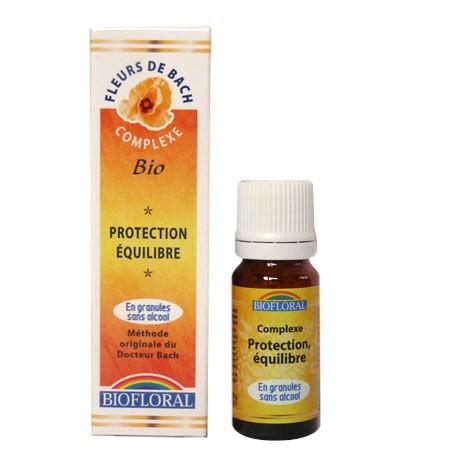 Fleur de bach 7 Protection Equilibre Granules  Biofloral