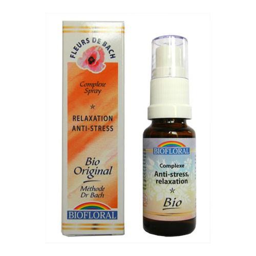 Fleur de bach 9 Relaxation-Anti-stress Biofloral