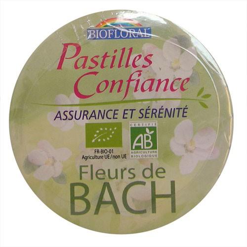 Pastilles de Secours bio Confiance Biofloral